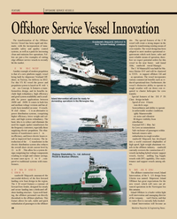 Maritime Reporter Magazine, page 44,  Sep 2011