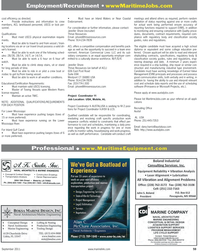 Maritime Reporter Magazine, page 59,  Sep 2011