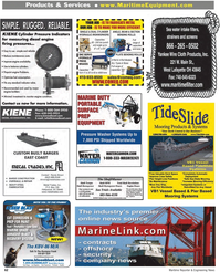 Maritime Reporter Magazine, page 62,  Sep 2011