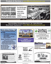 Maritime Reporter Magazine, page 63,  Sep 2011