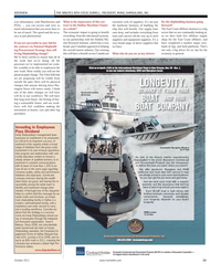 Maritime Reporter Magazine, page 13,  Oct 2011
