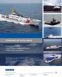 Maritime Reporter Magazine, page 19,  Oct 2011