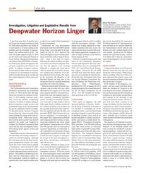 Maritime Reporter Magazine, page 22,  Oct 2011