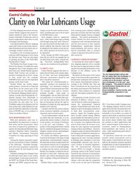 Maritime Reporter Magazine, page 32,  Oct 2011