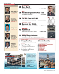 Maritime Reporter Magazine, page 2,  Oct 2011
