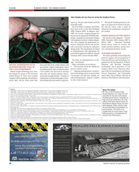 Maritime Reporter Magazine, page 38,  Oct 2011