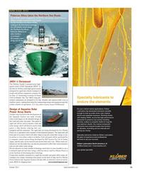 Maritime Reporter Magazine, page 41,  Oct 2011