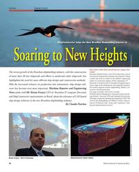 Maritime Reporter Magazine, page 42,  Oct 2011