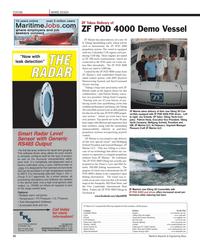 Maritime Reporter Magazine, page 52,  Oct 2011