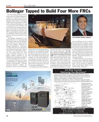 Maritime Reporter Magazine, page 58,  Oct 2011