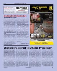 Maritime Reporter Magazine, page 59,  Oct 2011