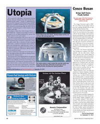 Maritime Reporter Magazine, page 60,  Oct 2011