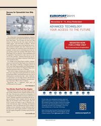 Maritime Reporter Magazine, page 67,  Oct 2011