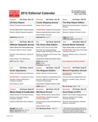 Maritime Reporter Magazine, page 71,  Oct 2011