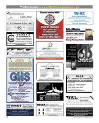 Maritime Reporter Magazine, page 76,  Oct 2011
