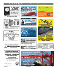 Maritime Reporter Magazine, page 77,  Oct 2011