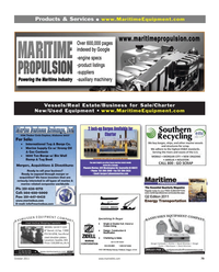 Maritime Reporter Magazine, page 79,  Oct 2011