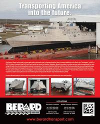 Maritime Reporter Magazine, page 9,  Feb 2012