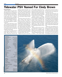 Maritime Reporter Magazine, page 10,  Feb 2012