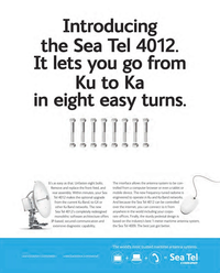 Maritime Reporter Magazine, page 2nd Cover,  Feb 2012