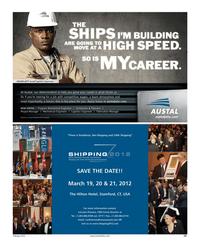 Maritime Reporter Magazine, page 19,  Feb 2012