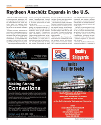 Maritime Reporter Magazine, page 20,  Feb 2012