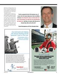 Maritime Reporter Magazine, page 21,  Feb 2012