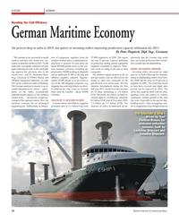 Maritime Reporter Magazine, page 22,  Feb 2012