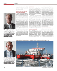 Maritime Reporter Magazine, page 24,  Feb 2012