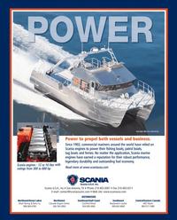Maritime Reporter Magazine, page 1,  Feb 2012