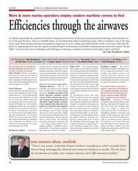Maritime Reporter Magazine, page 32,  Feb 2012