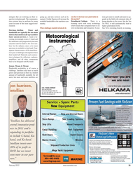 Maritime Reporter Magazine, page 35,  Feb 2012