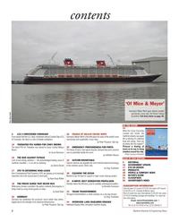 Maritime Reporter Magazine, page 2,  Feb 2012