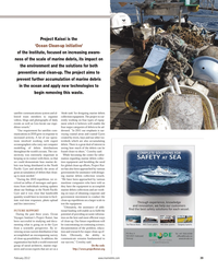 Maritime Reporter Magazine, page 39,  Feb 2012
