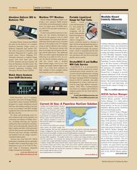 Maritime Reporter Magazine, page 46,  Feb 2012