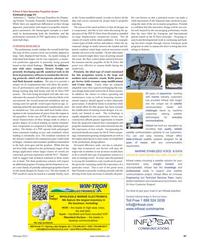 Maritime Reporter Magazine, page 47,  Feb 2012