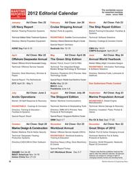 Maritime Reporter Magazine, page 50,  Feb 2012