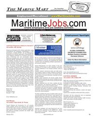 Maritime Reporter Magazine, page 51,  Feb 2012