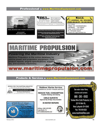 Maritime Reporter Magazine, page 53,  Feb 2012