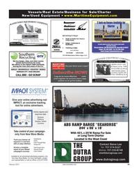 Maritime Reporter Magazine, page 55,  Feb 2012