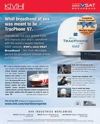 Maritime Reporter Magazine, page 5,  Feb 2012