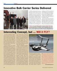 Maritime Reporter Magazine, page 10,  Mar 2012