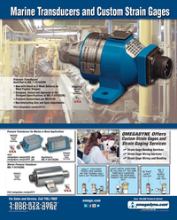 Maritime Reporter Magazine, page 2nd Cover,  Mar 2012