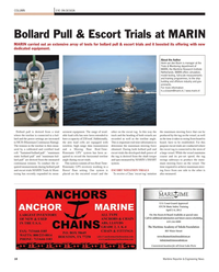 Maritime Reporter Magazine, page 18,  Mar 2012