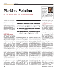 Maritime Reporter Magazine, page 20,  Mar 2012