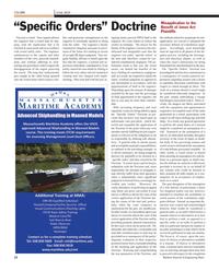 Maritime Reporter Magazine, page 22,  Mar 2012