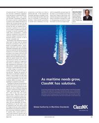 Maritime Reporter Magazine, page 23,  Mar 2012