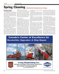 Maritime Reporter Magazine, page 24,  Mar 2012