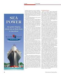 Maritime Reporter Magazine, page 32,  Mar 2012