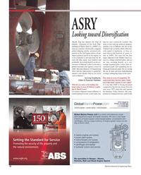 Maritime Reporter Magazine, page 36,  Mar 2012